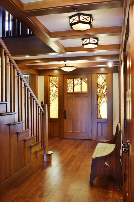 craftsman home interior design portfolio craftsman style architecture los altos 17004